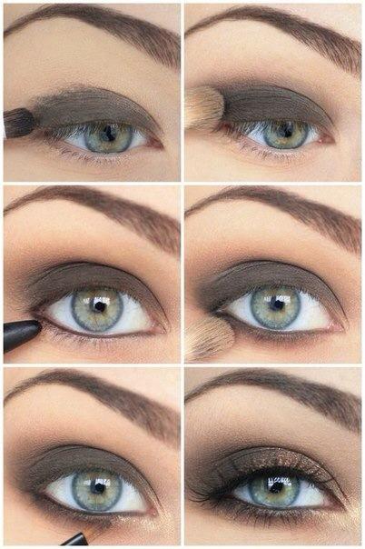 Как повторить макияж Ирины Шейк - фото №1