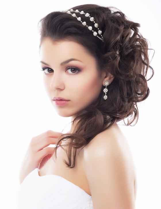 Свадебный макияж 2013: основные тенденции - фото №4