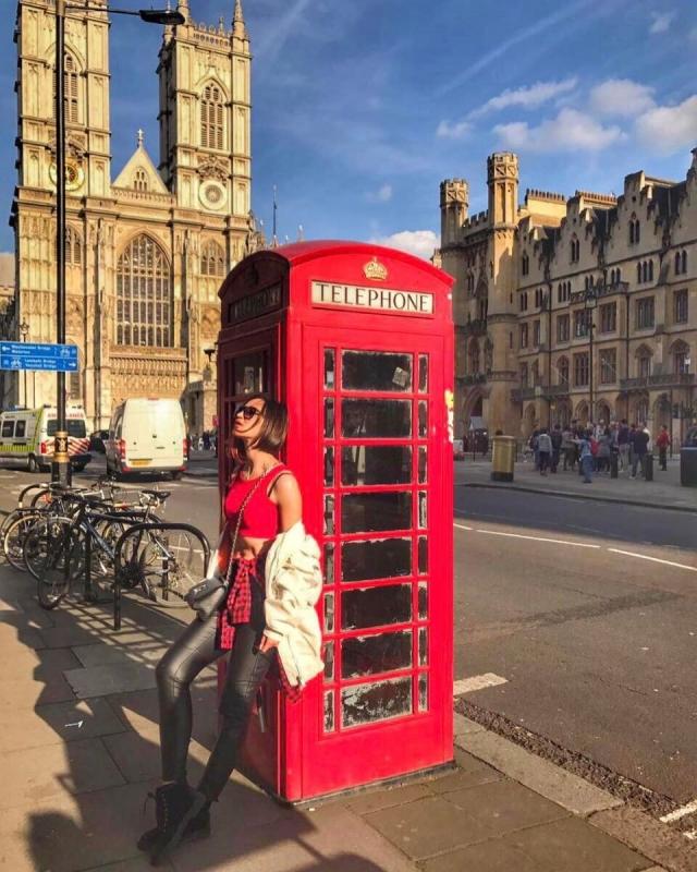 Ольга Бузова оторвалась в Лондоне с Ириной Дубцовой, которую считает своей сестрой (ФОТО) - фото №2