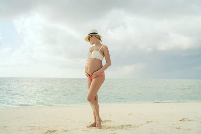 Официально: Полина Гагарина подтвердила вторую беременность (ФОТО) - фото №1
