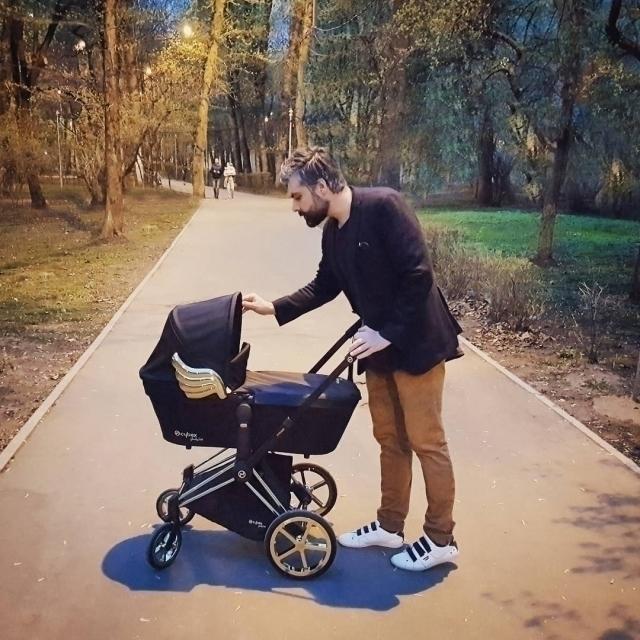 """Муж Полины Гагариной рассказал о новорожденной дочери: """"Жизнь разделилась на до и после"""" (ФОТО) - фото №1"""
