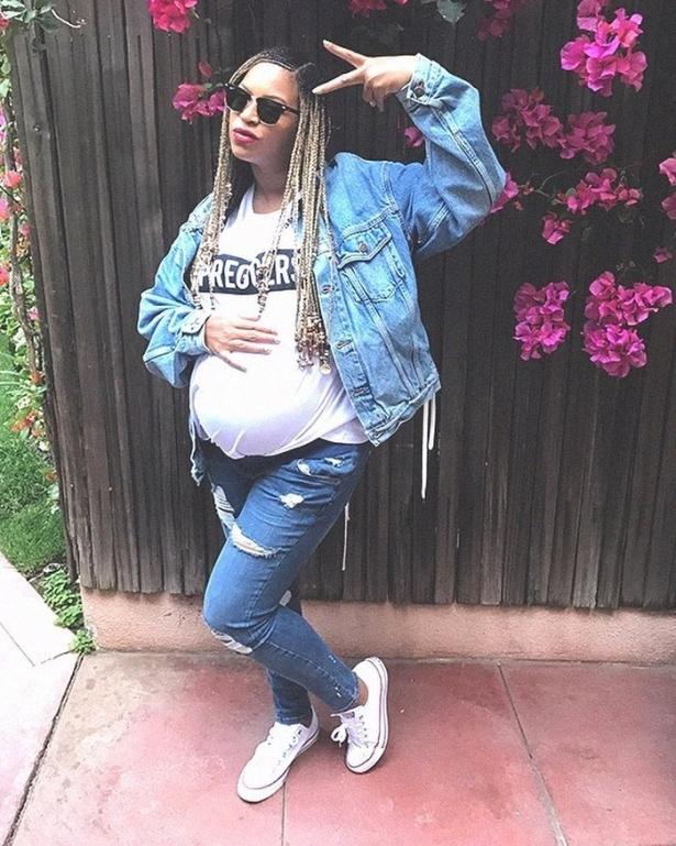 беойонсе родила 2017
