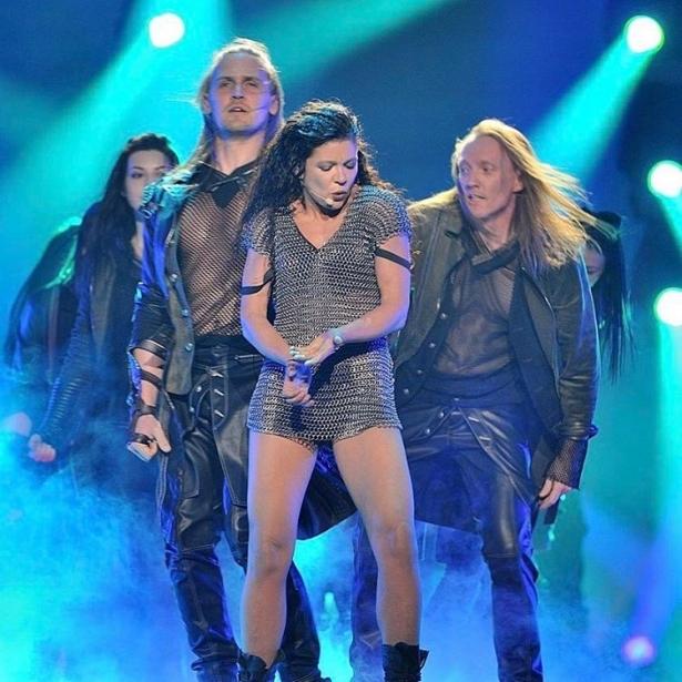 """Тайна раскрыта: на """"Евровидении-2017"""" вместо Русланы должна была выступить Леди Гага - фото №2"""