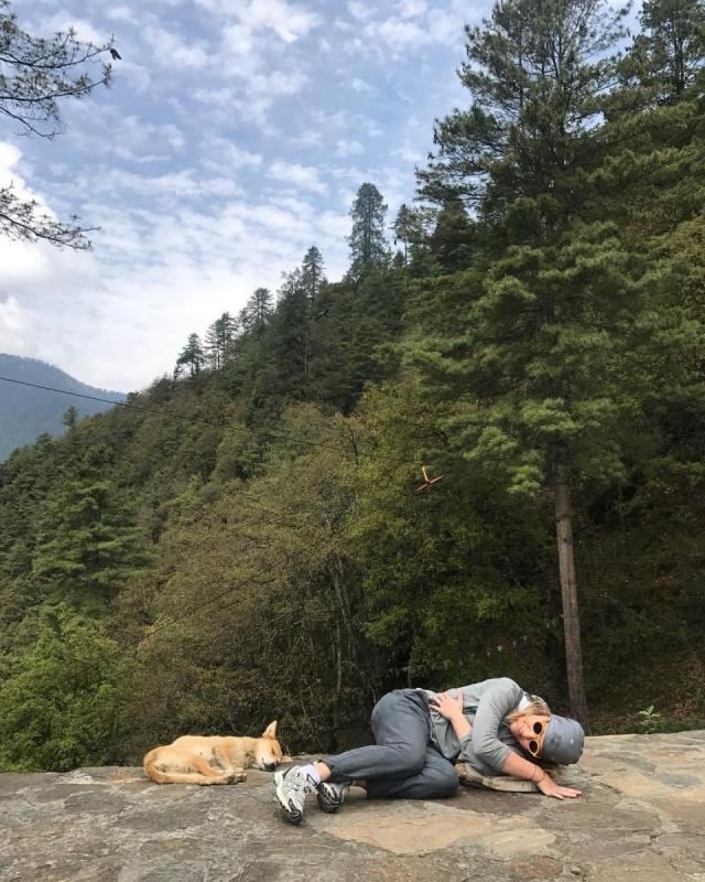 """Как отдыхают звезды: Ксения Собчак в Бутане тестирует """"эксклюзивный туризм"""" (ФОТО) - фото №2"""