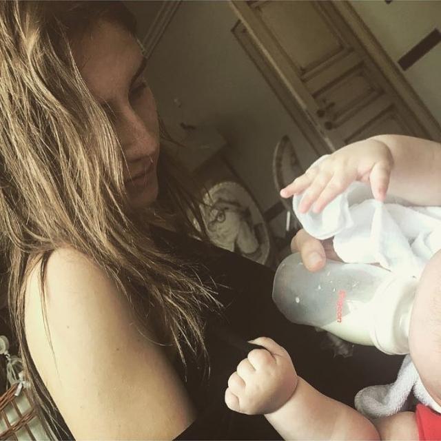 8-месячный сын Ксении Собчак поздравил с 21-летием дочь Максима Виторгана от первого брака (ФОТО) - фото №2