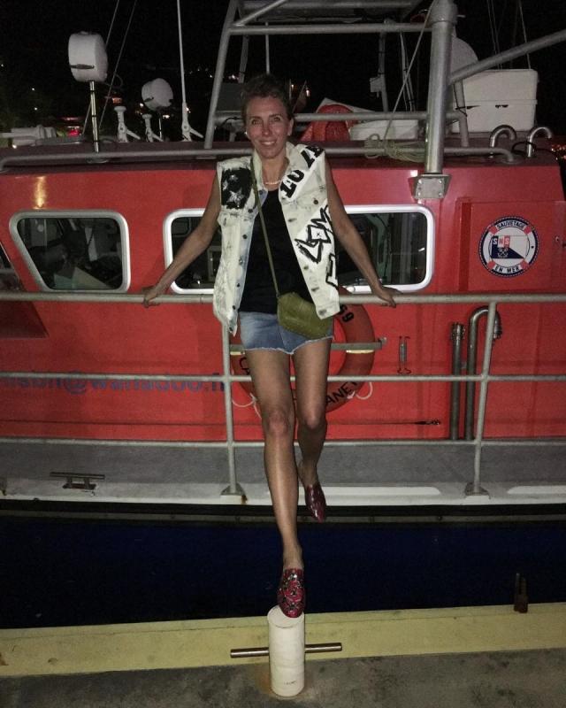 48-летняя Светлана Бондарчук отрывается в Сочи, хвастаясь молодежными нарядами (ФОТО) - фото №2