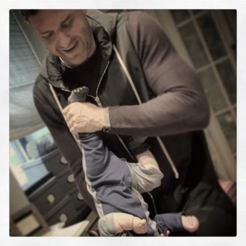 Максим Виторган удивил соцсети необычным ФОТО с 6-месячным сыном - фото №1