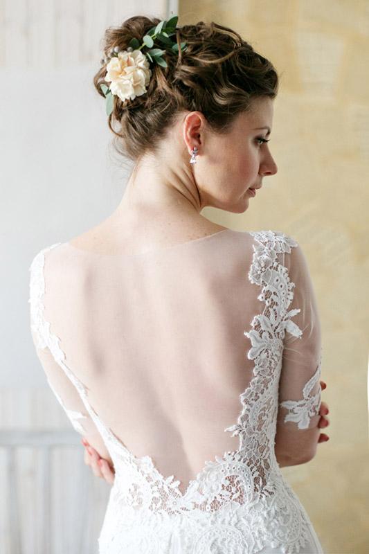 Идеальный образ невесты - фото №5
