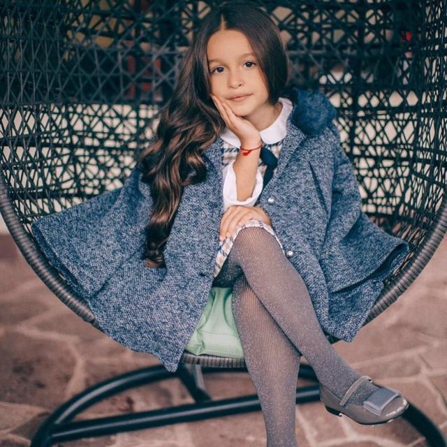 Ксения Бородина поздравила дочь Марусю с 8-летием, растрогав Instagram своими пожеланиями (ФОТО) - фото №1