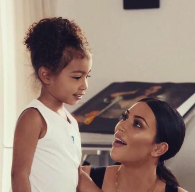 Норт Уэст исполнилось 4 года: как Ким Кардашьян поздравила дочь с днем рождения (ФОТО) - фото №1