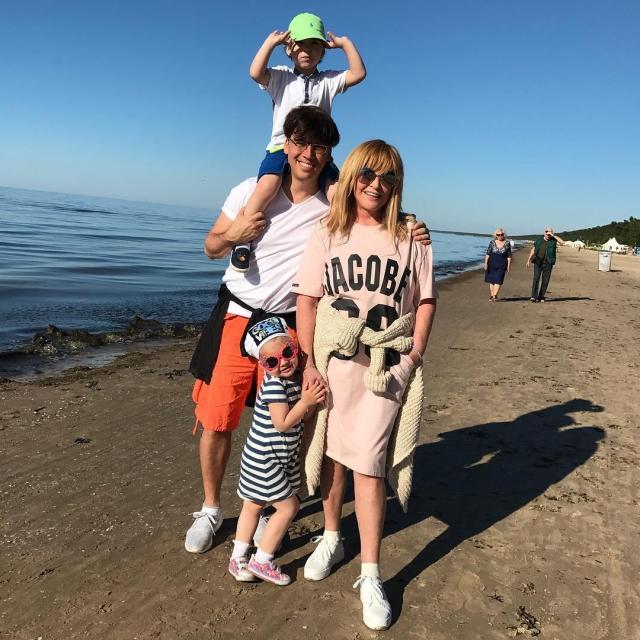 3-летний сын Галкина и Пугачевой приготовил роскошный ужин для Кристины Орбакайте (ВИДЕО) - фото №1