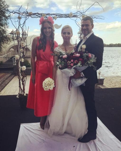 Официально: Тоня Матвиенко и Арсен Мирзоян сыграли свадьбу! (ФОТО+ВИДЕО торжества) - фото №2