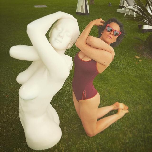 Сексуальная Даша Астафьева похвасталась фигурой в купальнике (ФОТО) - фото №2