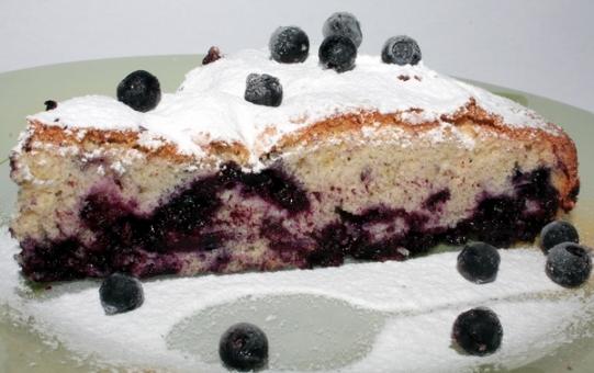 Десерты  из черники: топ 5 рецептов приготовления - фото №1
