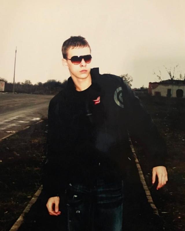 Звездный архив: Макс Барских показал, как выглядел в 15 лет (ФОТО) - фото №1