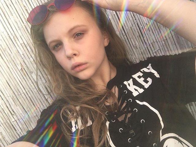 11-летняя дочь Ольги Фреймут считает своим кумиром Кайли Дженнер (ФОТО) - фото №2