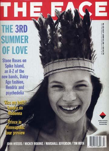 Кейт Мосс: лучшие фото за 25 лет карьеры - фото №1