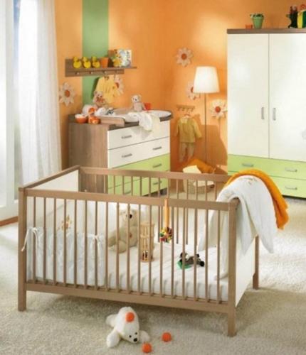 Идеи декора комнаты для младенца (ФОТО 50+) - фото №5