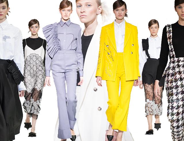 Лучшее на Ukrainian Fashion Week