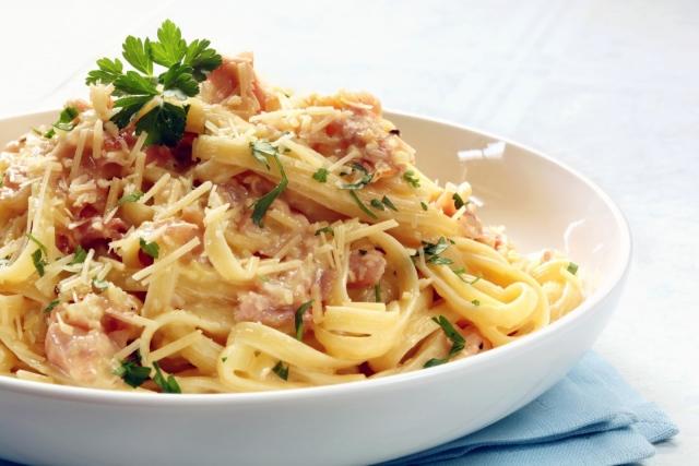 Проблема, о которой не принято говорить: как правильно есть спагетти и не облажаться с пастой карбонара в ресторане (+ВИДЕО) - фото №3