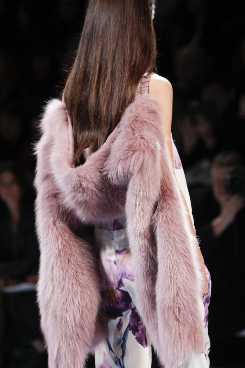 Комбинезон в ирисах от Nina Ricci - фото №2