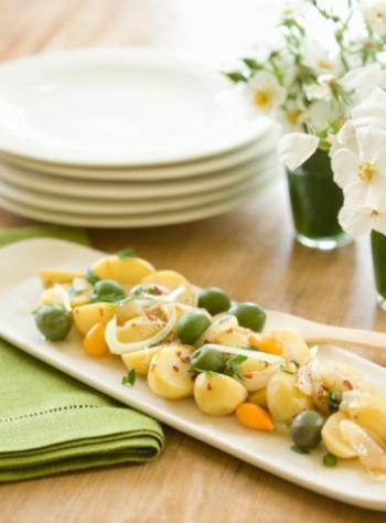 Пасхальный стол: какие салаты приготовить - фото №3