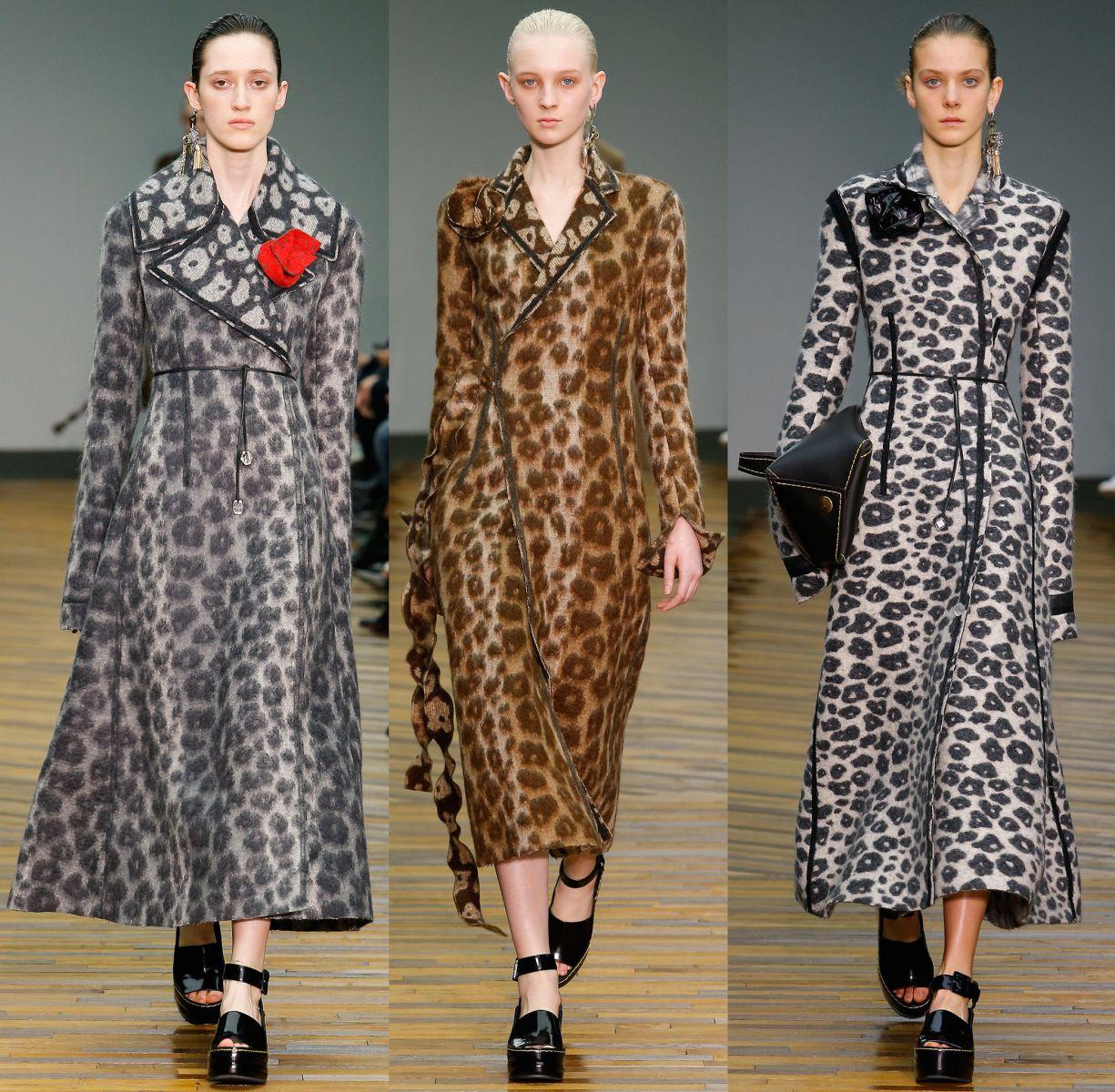 Как носить леопардовый принт этой осенью - фото №2
