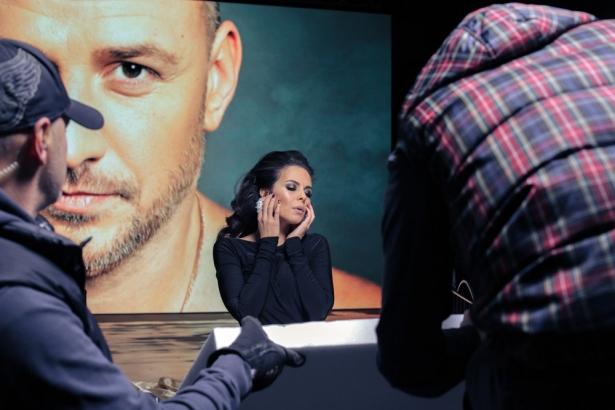"""Новый виток творчества Потапа и Насти: фото со съемок страстного клипа """"Я......Я"""" - фото №2"""
