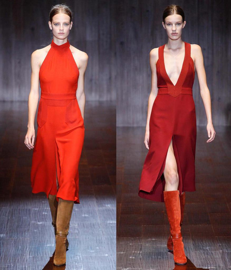 Платье Gucci - фото №1