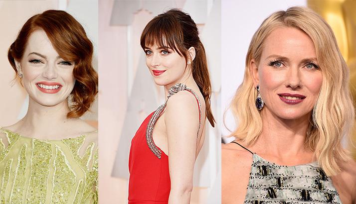оскар 2015 самые красивые актрисы
