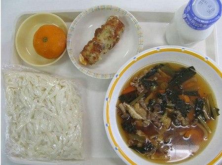 Как выглядит школьный обед в разных странах мира? - фото №3