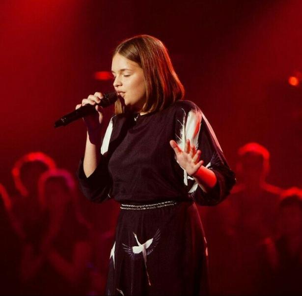 победитель голос діти элина иващенко