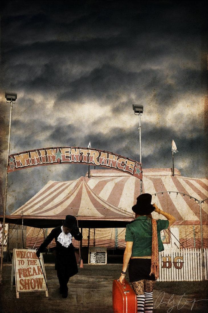 цирк без животных