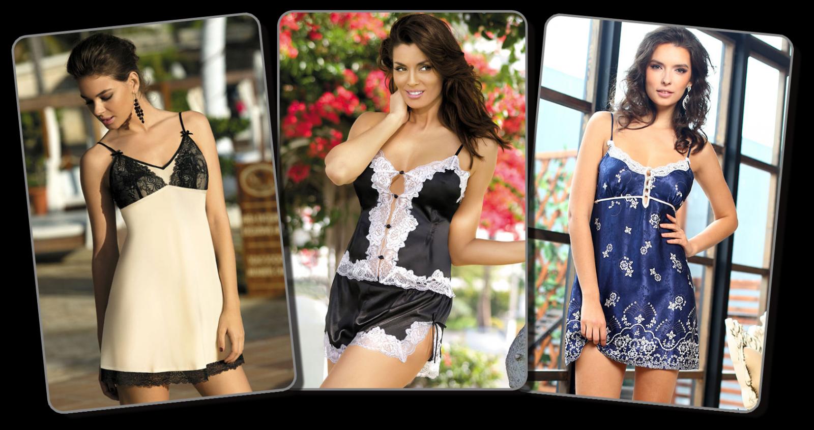 Интернет-магазин «Мир домашнего уюта» представляет новинки женской одежды итальянского бренда «Mia-Mia» - фото №1