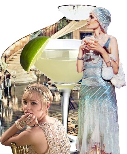 Вся жизнь — коктейль : что общего у моды и алкоголя. I часть