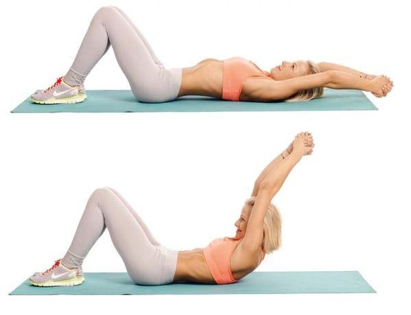 Бодрое утро: эффективные упражнения для утреннего фитнеса (ВИДЕО) - фото №5