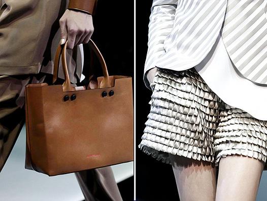 Неделя моды в Милане: показ Emporio Armani - фото №1