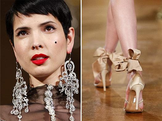 Неделя высокой моды в Париже: Alexis Mabille - фото №6