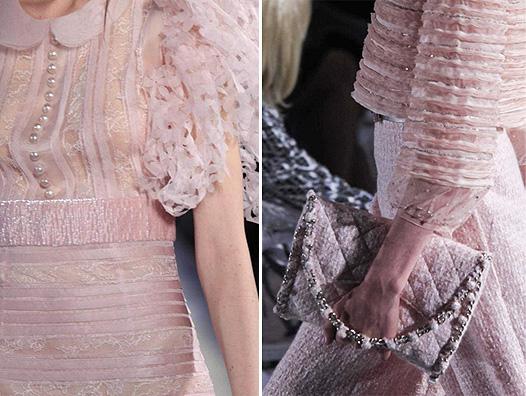 Неделя высокой моды в Париже: показ Chanel - фото №4