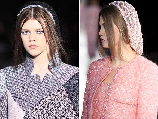 Неделя высокой моды в Париже: показ Chanel - фото №3