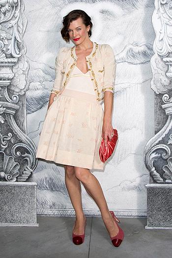 Неделя высокой моды в Париже: показ Chanel - фото №10