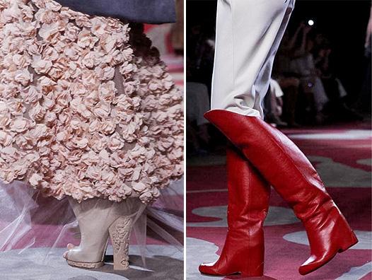 Неделя высокой моды в Париже: показ Ulyana Sergeenko - фото №2