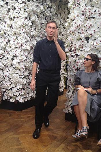 Неделя высокой моды в Париже: показ Christian Dior - фото №1