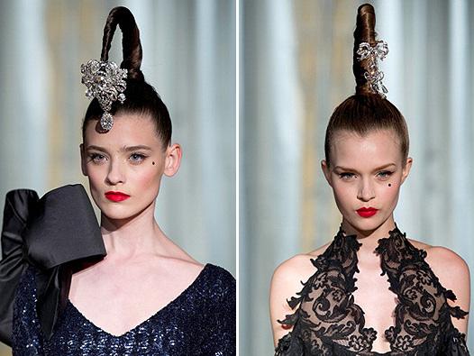 Неделя высокой моды в Париже: Alexis Mabille - фото №4