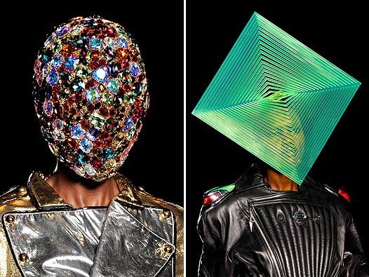 Неделя моды в Лондоне: Леди Гага на показе Philip Treacy - фото №9