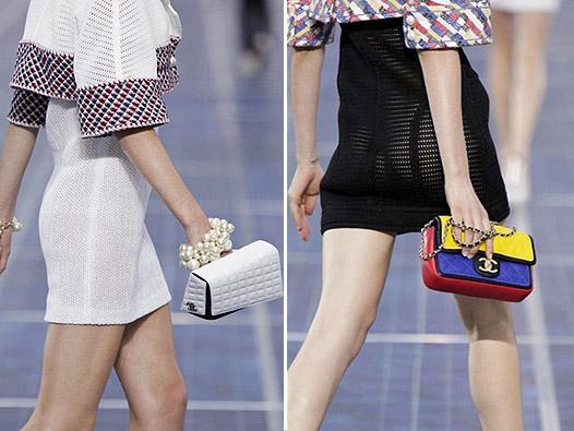 Неделя моды в Париже: «ветреный» показ от Chanel - фото №5
