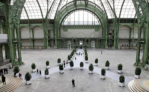 Неделя высокой моды в Париже: показ Chanel - фото №7
