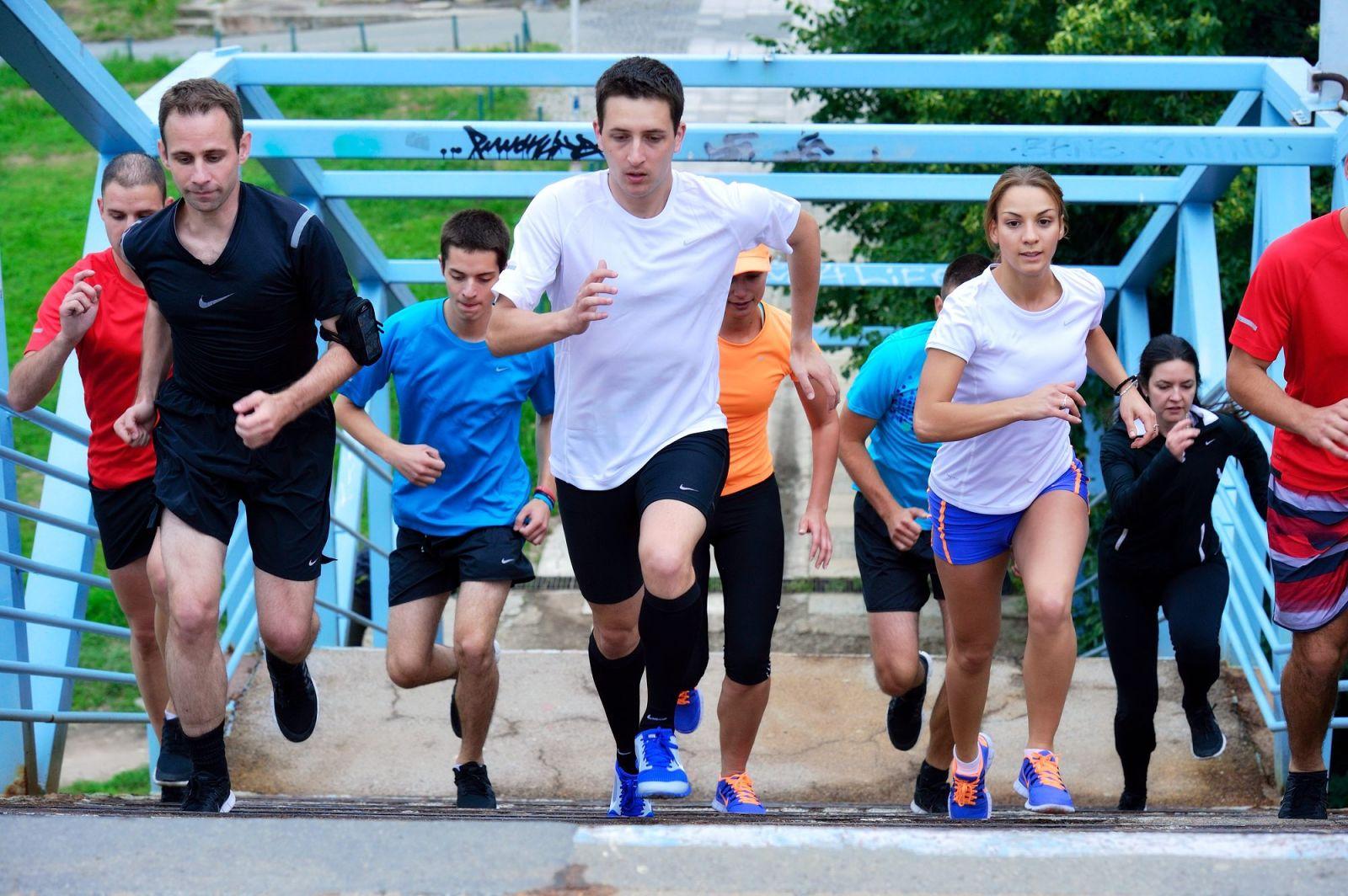Пробежки с Nike+ Run Club: веселее и интереснее - фото №3
