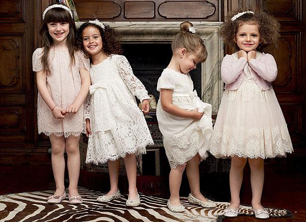 Детская коллекция Dolce&Gabbana весна-лето 2013. Фото - фото №2