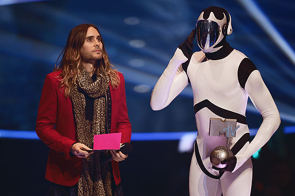 MTV Europe Music Awards: победители, шоу и красная дорожка - фото №4